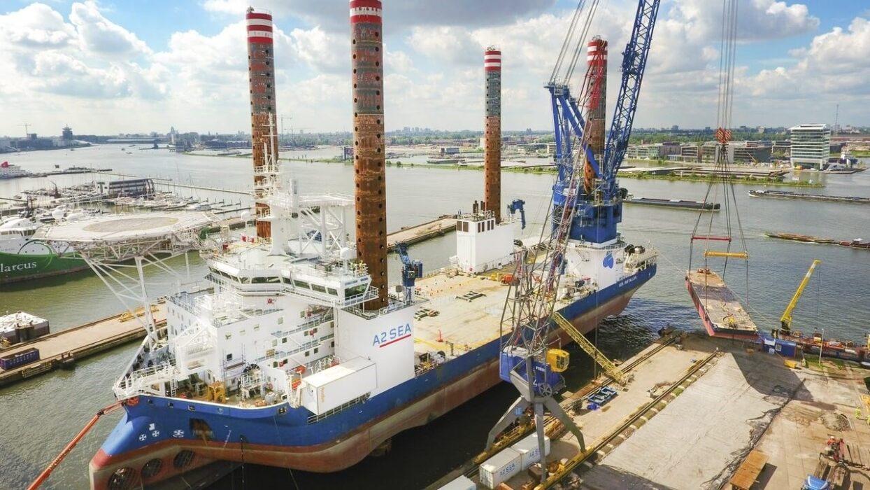 Offshore fleet 2O / Dpo for Hlcv Dp3 280€ p/d