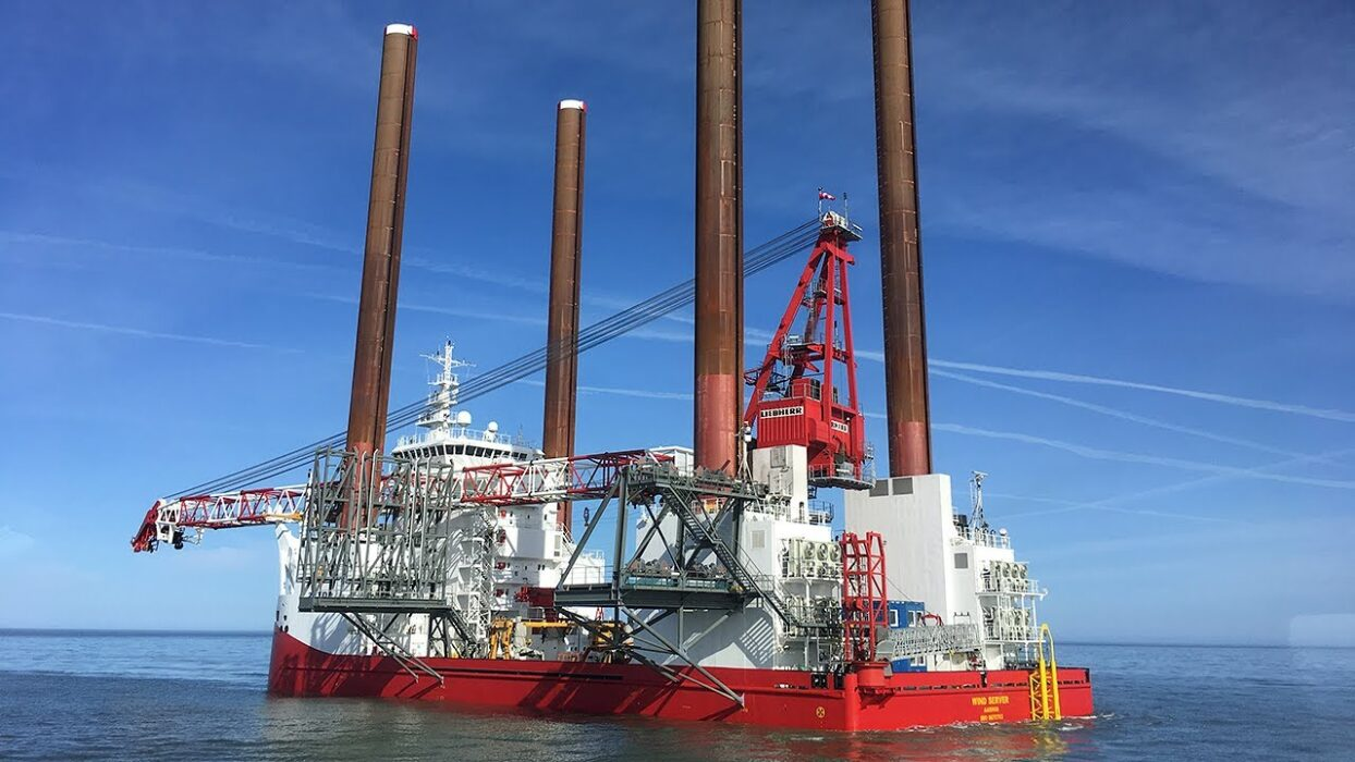 Offshore Fleet 1st Eng for Jack Up Vessel Dp2 for 290€ p/d