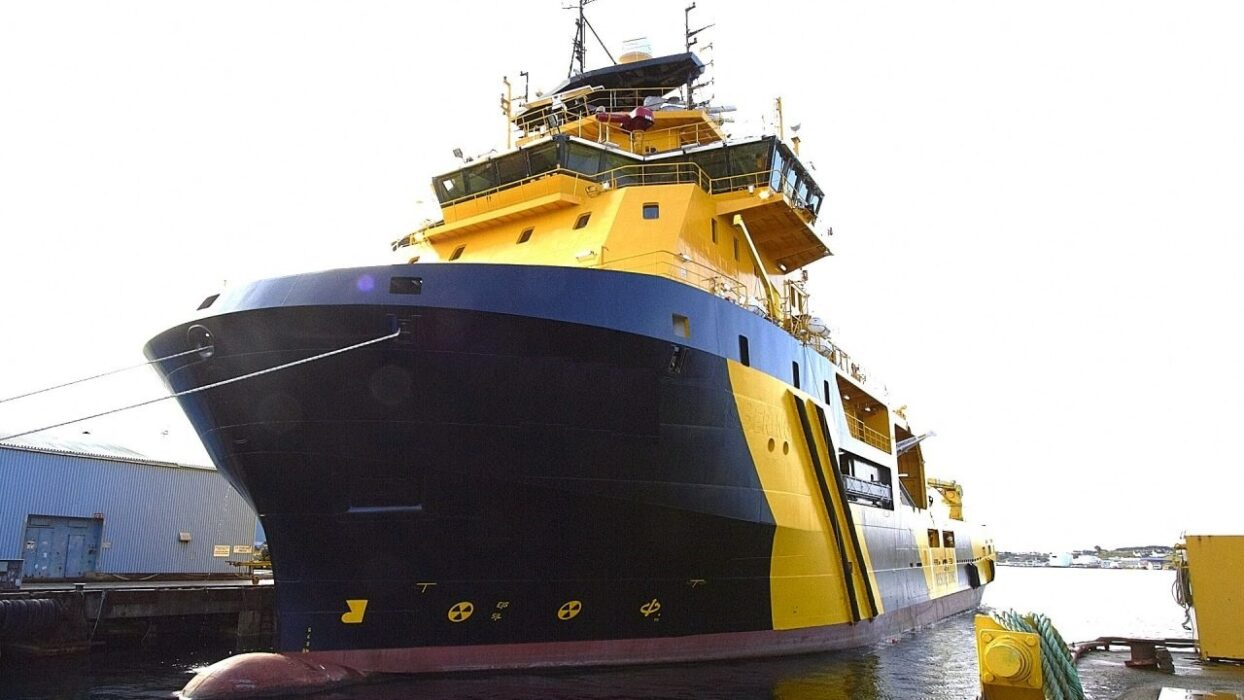 Offshore fleet CE's for Osv 350€ P/D