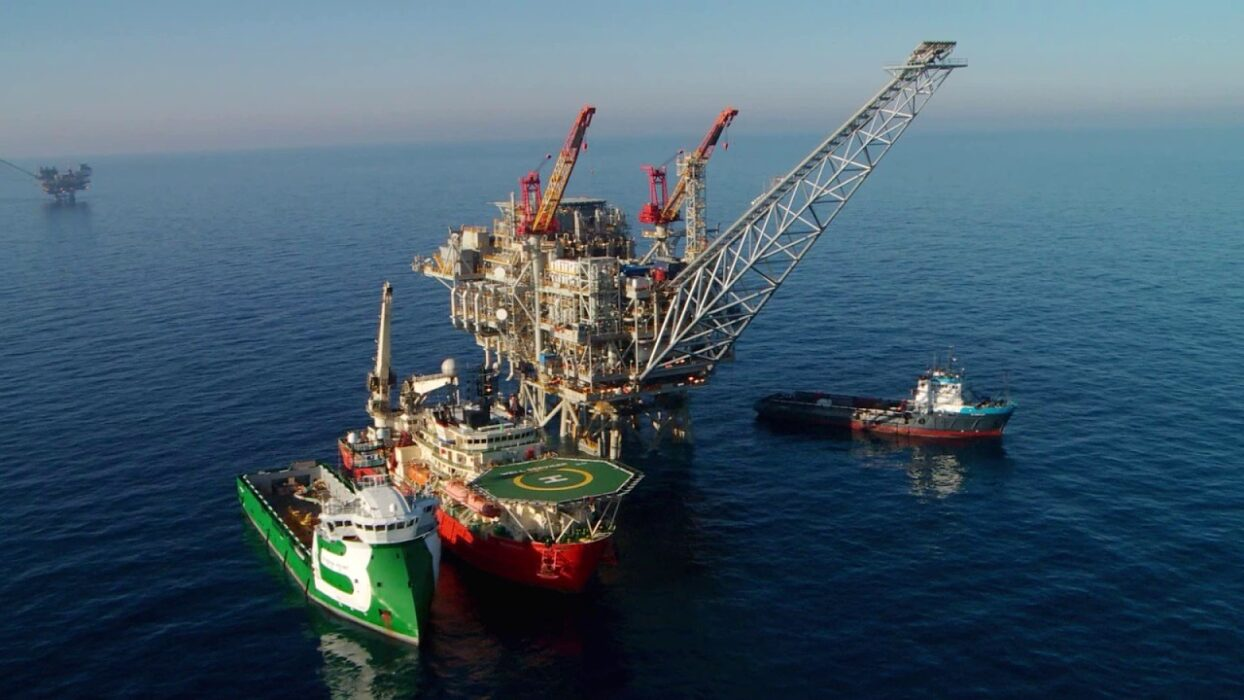 OFFSHORE PROCESS OPERATOR FOR OIL RIG