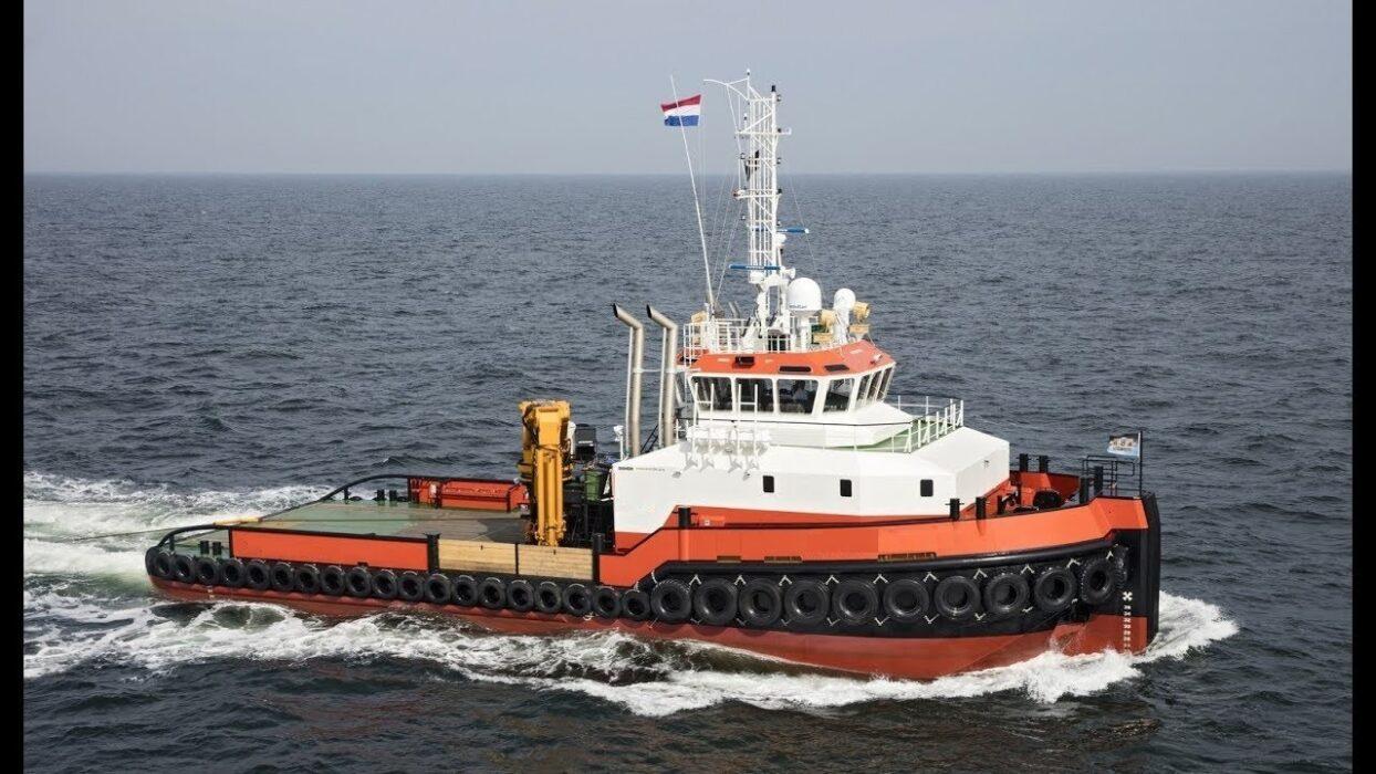Offshore Fleet AB For Anchor Handling Tug 150€ p/d