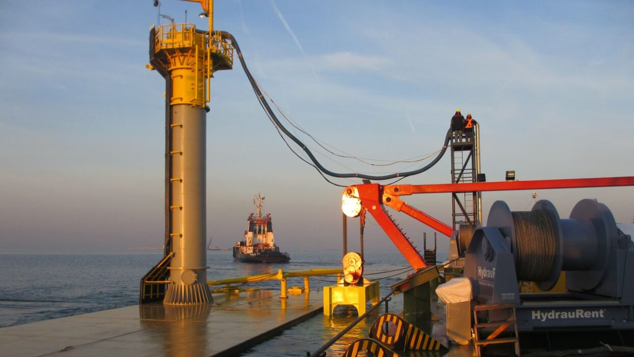 OFFSHORE FLEET JACK UP MAINTEN. SUPER/ENG 750€ P/D