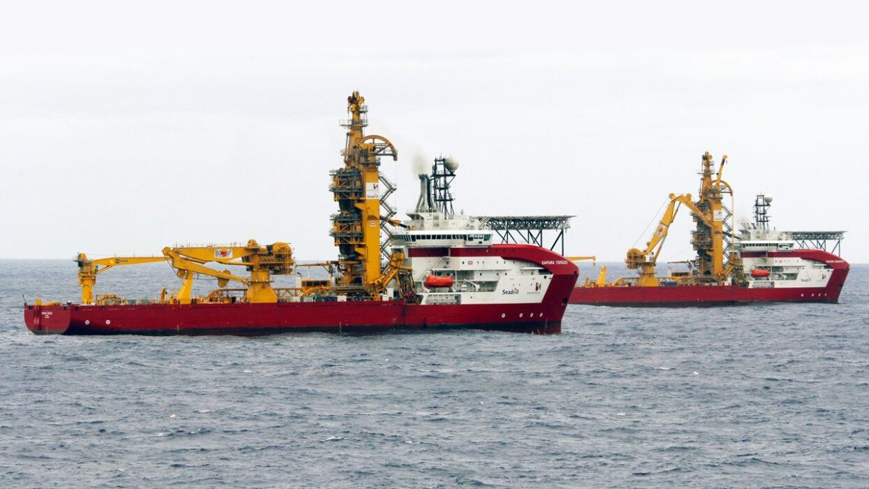 Offshore fleet Anchor Tower operator for PLV 300€ p/d