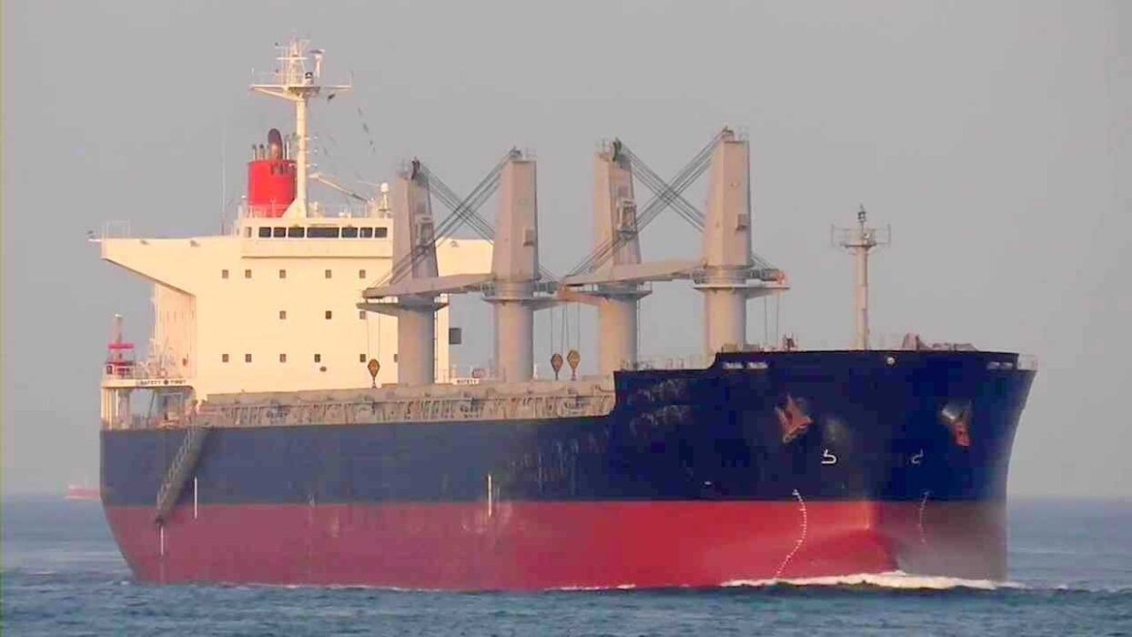 MERCHANT FLEET CE FOR BULK SHIP 9000$ P/M