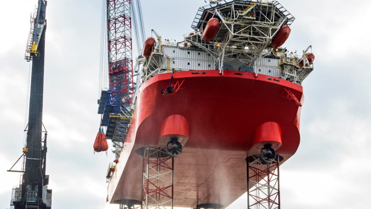 OFFSHORE FLEET 2 x AB FOR JACK UP VESSELS 150€ P/D