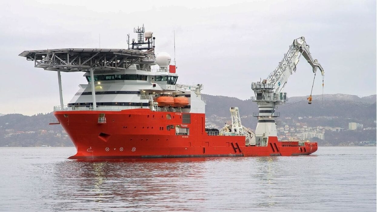 You are currently viewing Offshore fleet CO for DSV DP2 315£ p/d