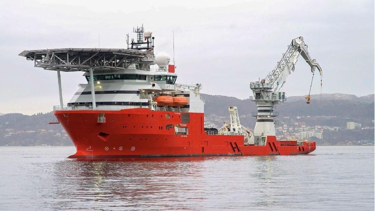 Offshore fleet CO for DSV DP2 315£ p/d