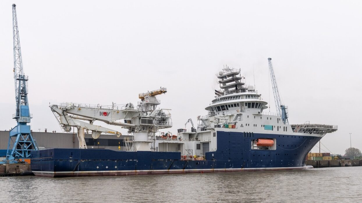 You are currently viewing Offshore fleet ETO for DSV DP2 270£ p/d