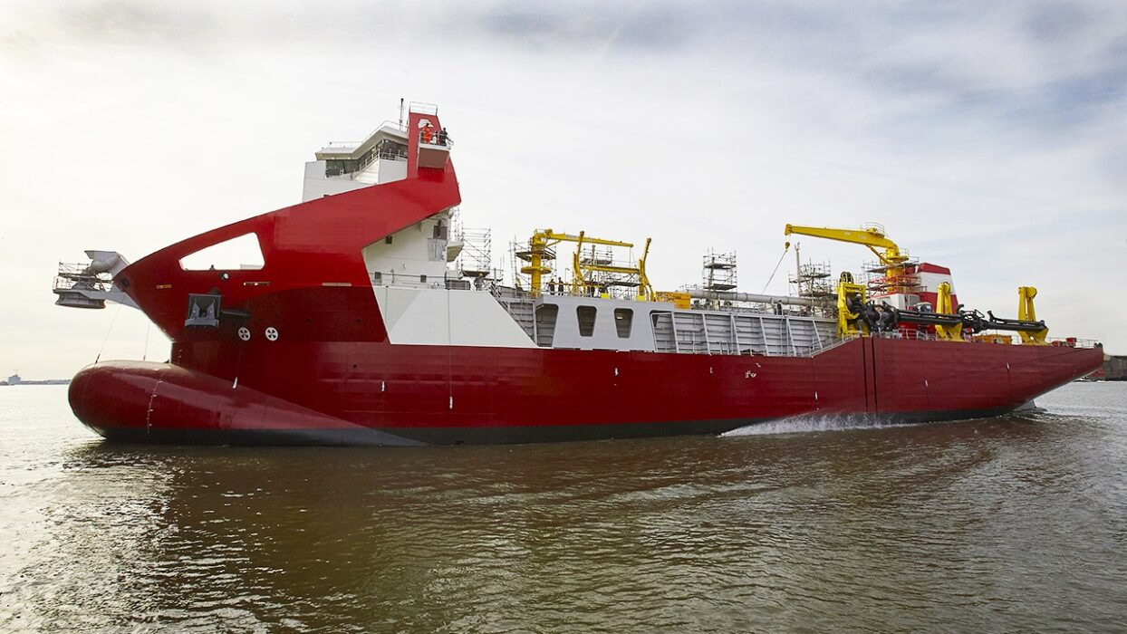 OFFSHORE FLEET 1ST MATE FOR TSHD 375EUR P/D