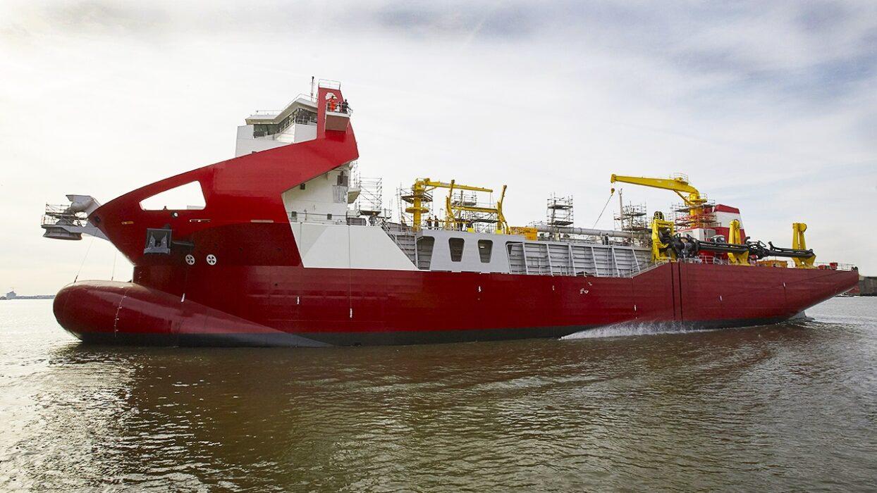Offshore fleet 2E for TSHD 390$ p/d