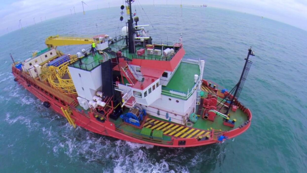 Offshore Fleet AB/Cook For FOR TUG 120GBP P/d