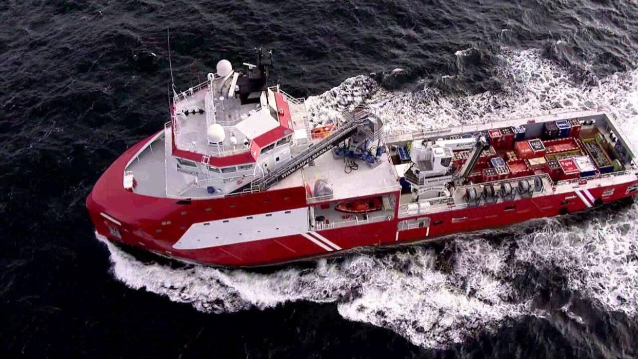 Offshore fleet Master for OSV 300£ p/d