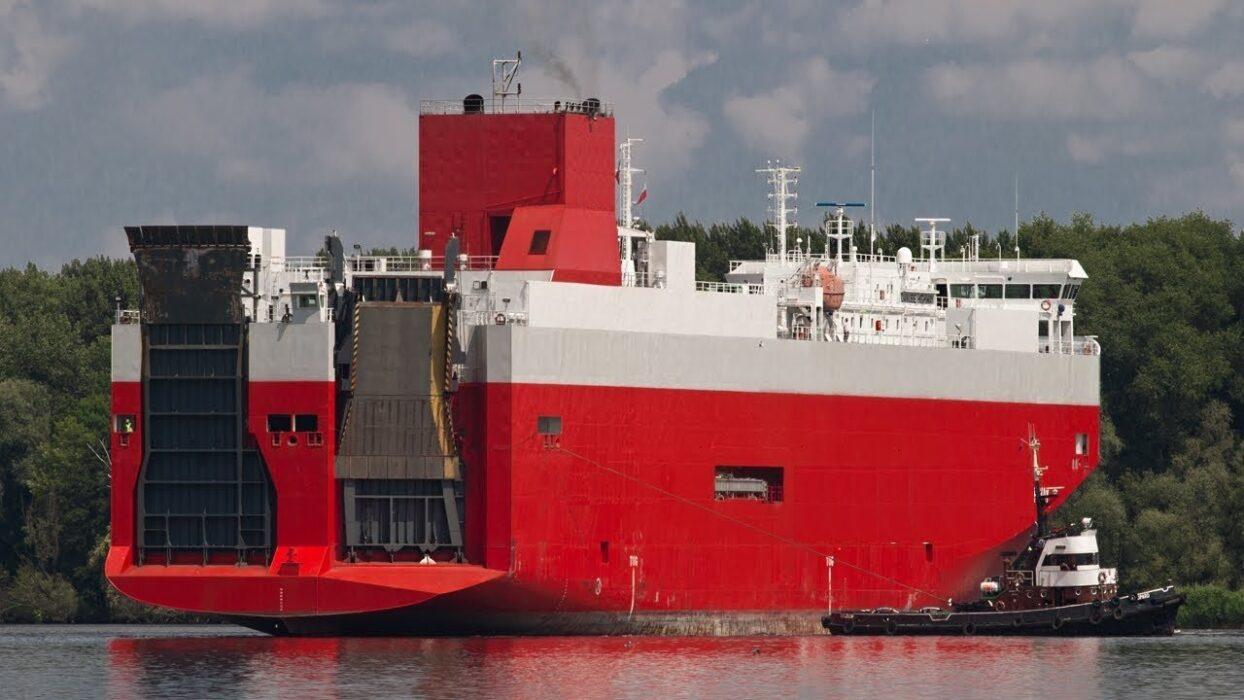 Merchant fleet fleet 6 x AB for Ro-Ro 163£ p/d