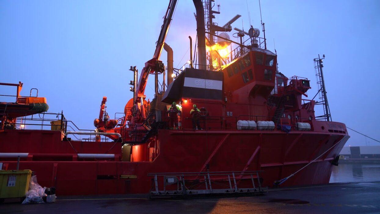 Offshore fleet DC Coxwain for ERRV 140£ p/d