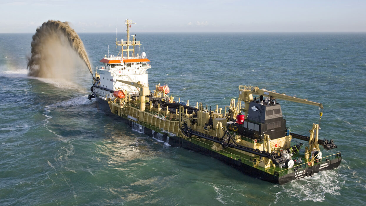 Offshore Fleet Electrician for TSHD 235€ p/d