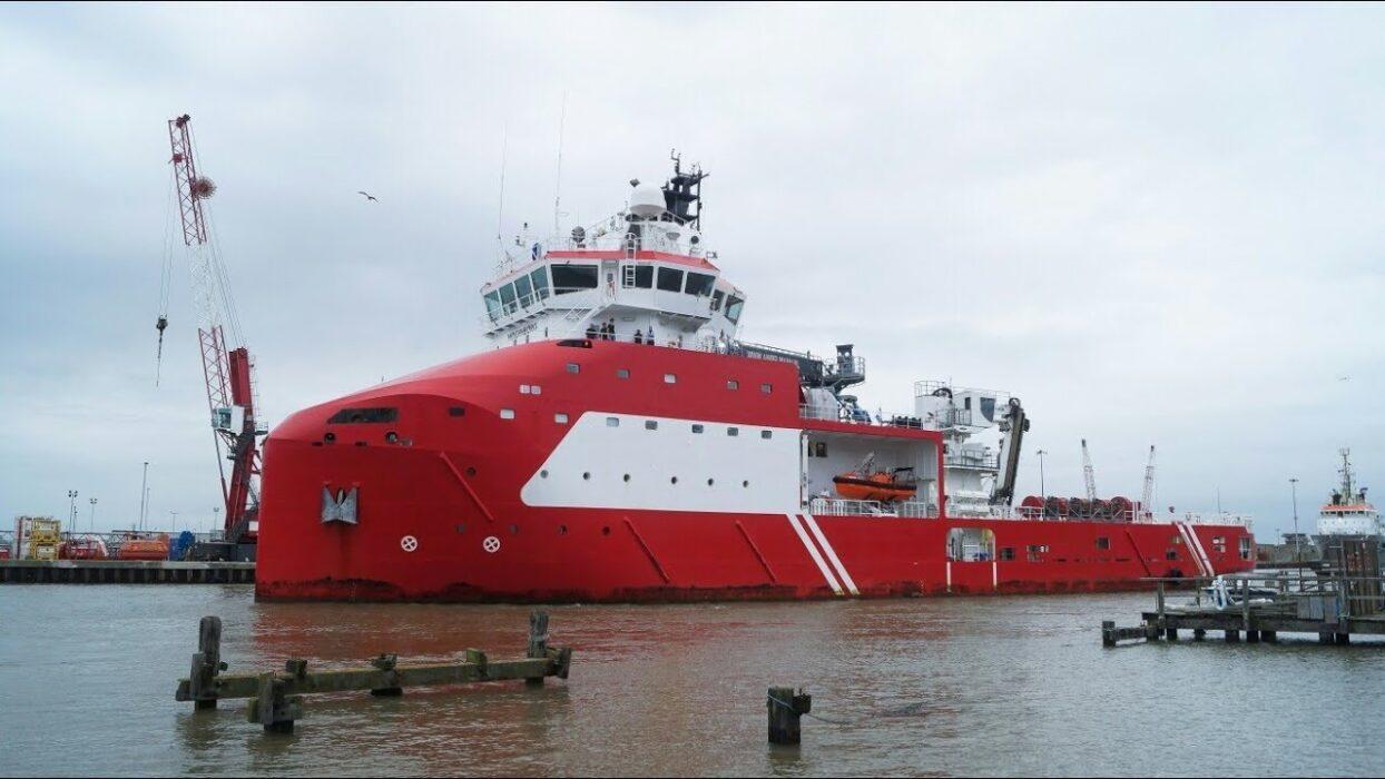 Offshore fleet AB's for OSV 150€ p/d