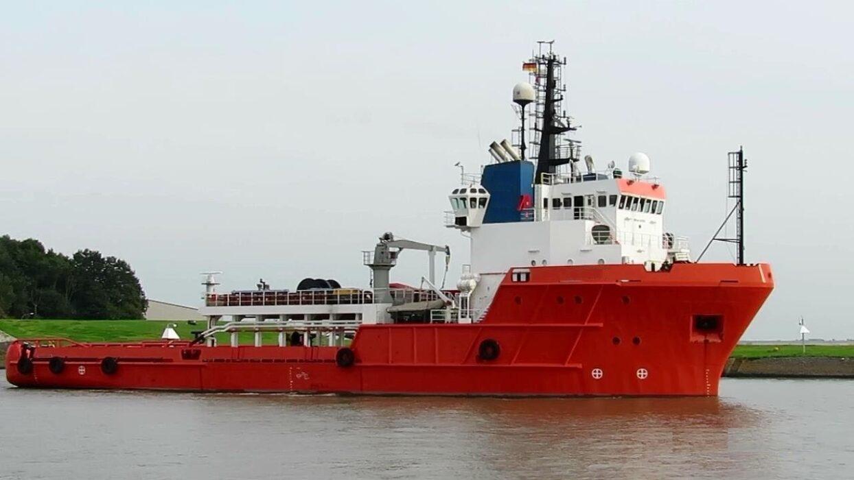 Offshore fleet 3E for AHTS (non DP) 170€ p/d