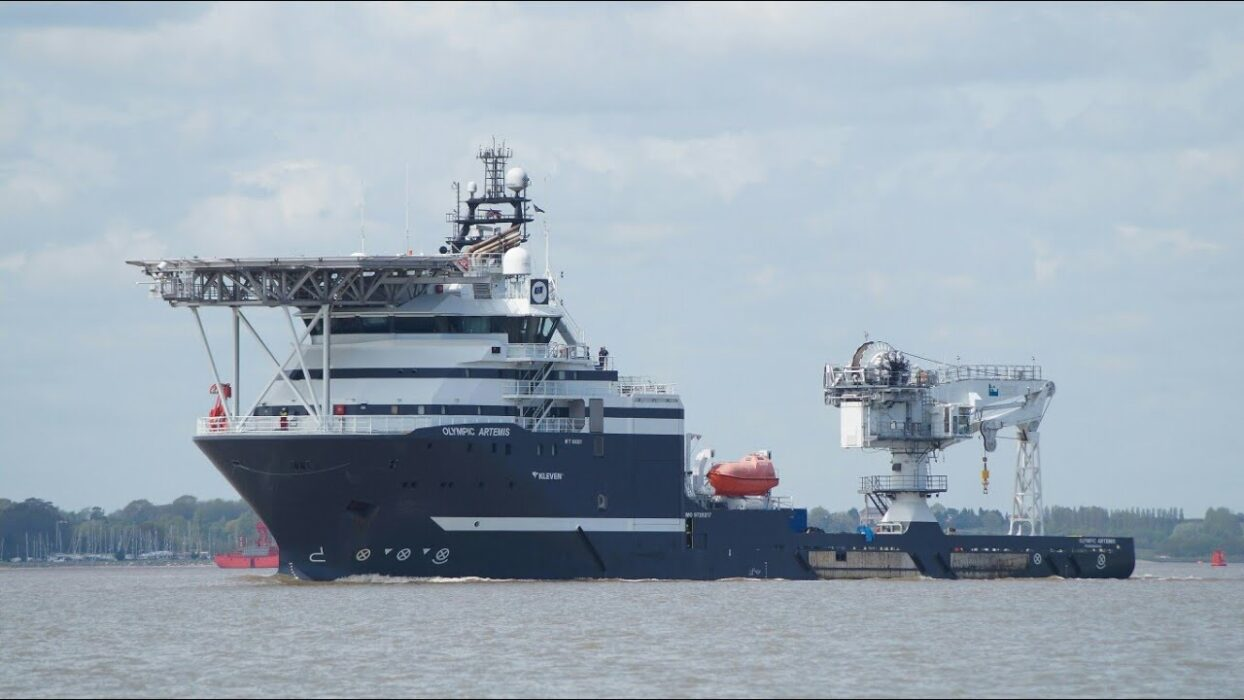 OFFSHORE FLEET CE FOR PSV DP2 400EUR P/D