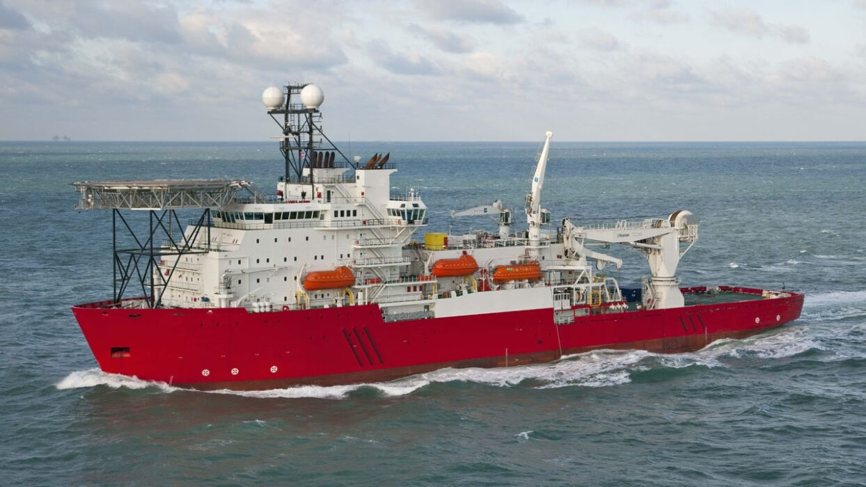 Offshore fleet 3E for DSV DP2 260€ p/d