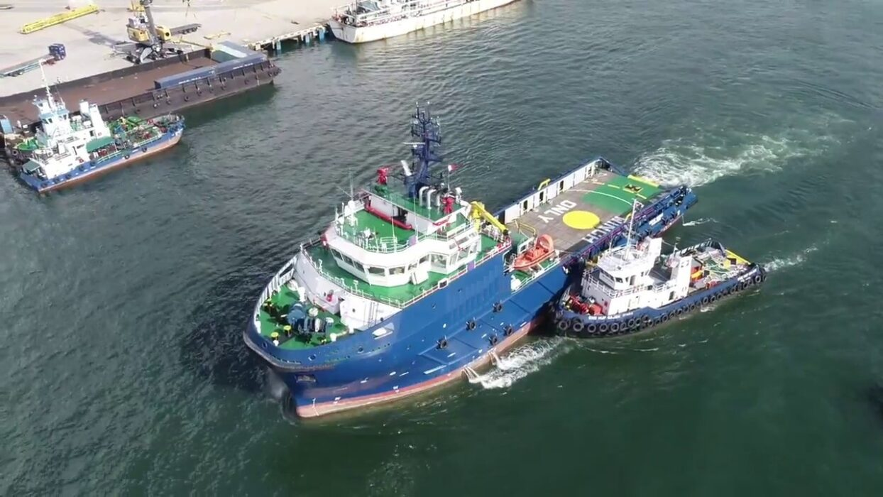 Offshore fleet 3E for AHT 170EUR p/d