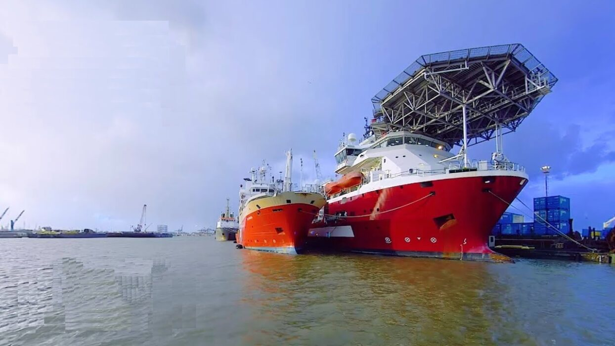 Offshore Fleet Second Cook For DSV ROV DP2 150€ P/d