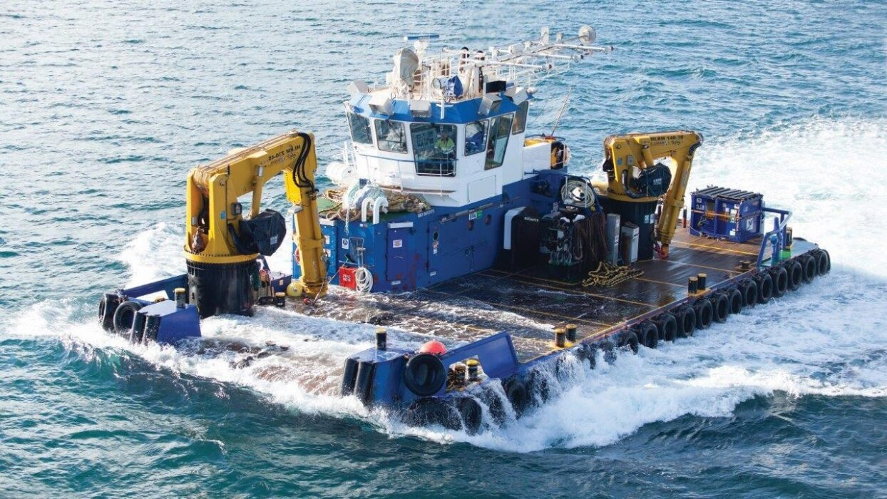 You are currently viewing Offshore fleet CO for Multicat 270€ p/d