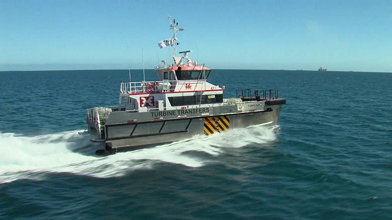 Offshore fleet Deckhand for CTV 120GBP p/d