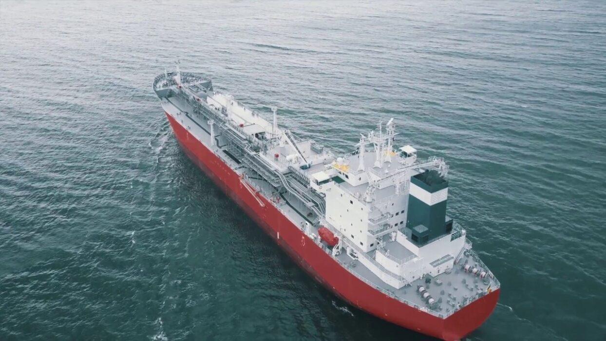 Merchant fleet Master for LPG 430 EUR p/m