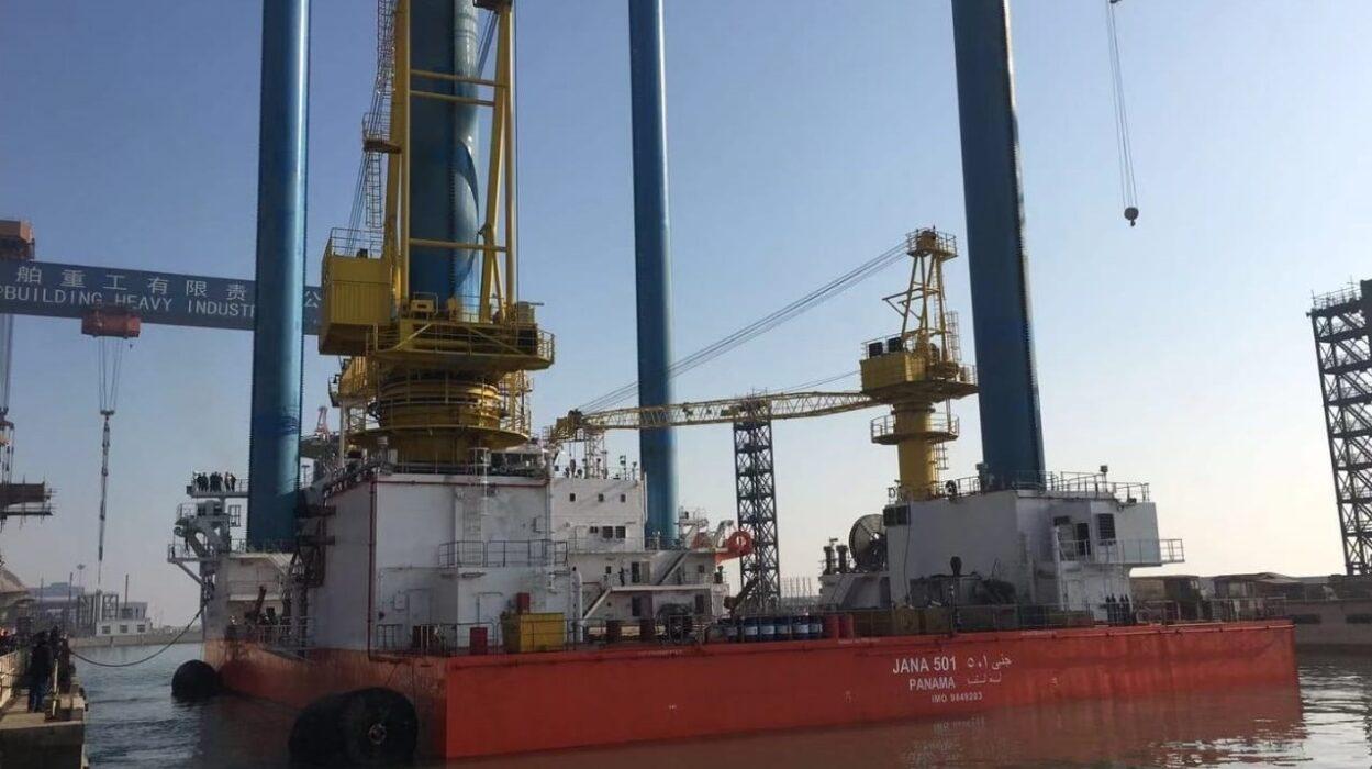 Offshore fleet Master for JUV 1100€ p/d