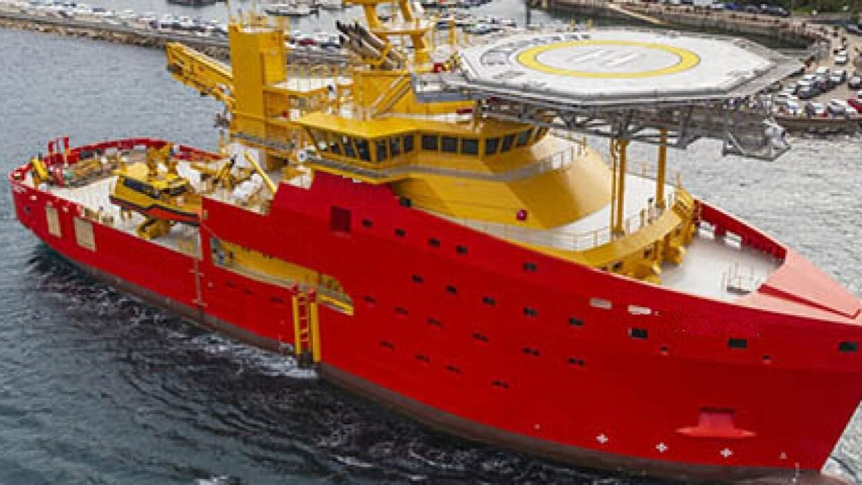 Offshore Fleet Second Cook For OSV ROV DP2 150€ P/d