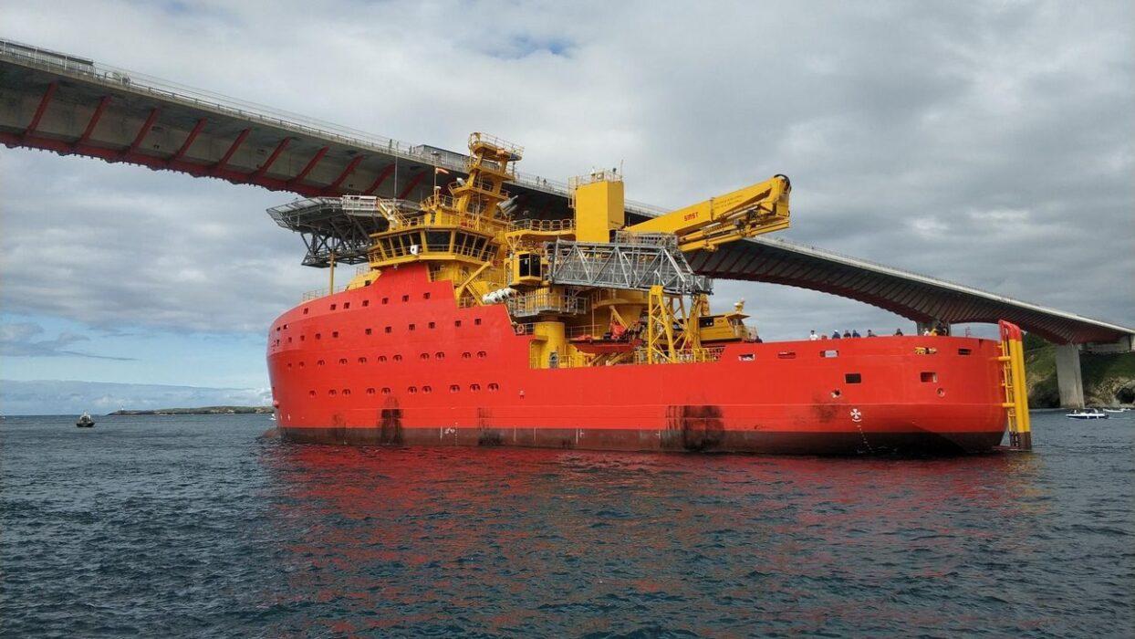 Offshore Fleet ETO for OSV ROV DP2 280€ P/d