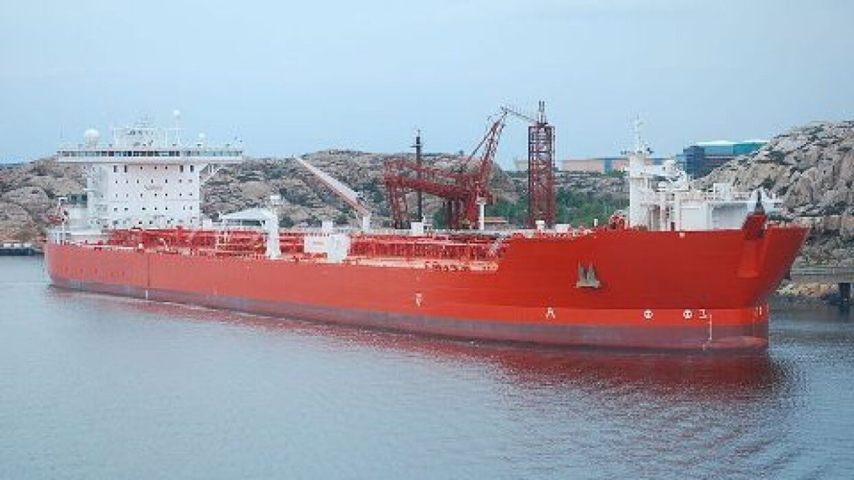 MERCHANT FLEET CO FOR CH.TANKER IMO2 11444 USD P/M