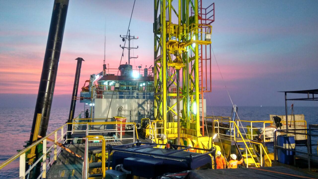 OFFSHORE FLEET 3E FOR GEO DRILL SHIP DP2 280€ p/d