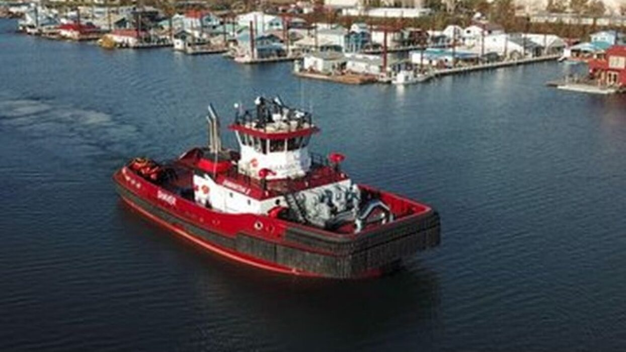 OFFSHORE FLEET AB/COOK FOR TUG 145EUR P/D