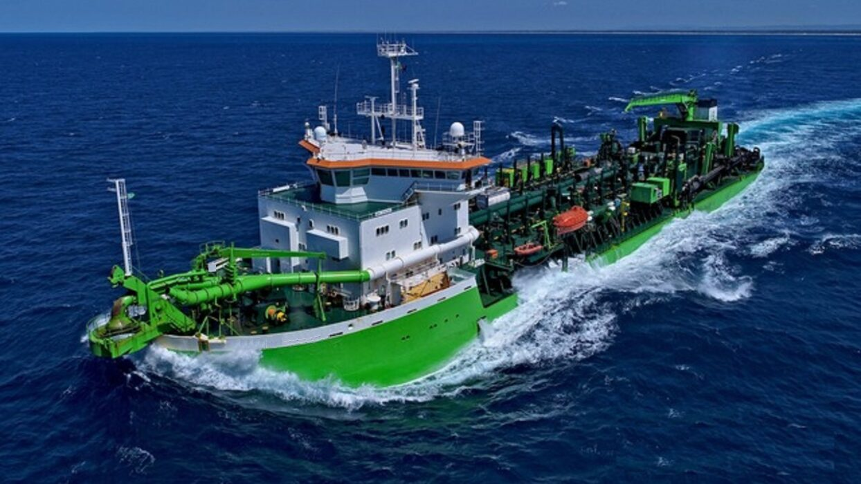 OFFSHORE FLEET 2E FOR TSHD 280EUR P/D