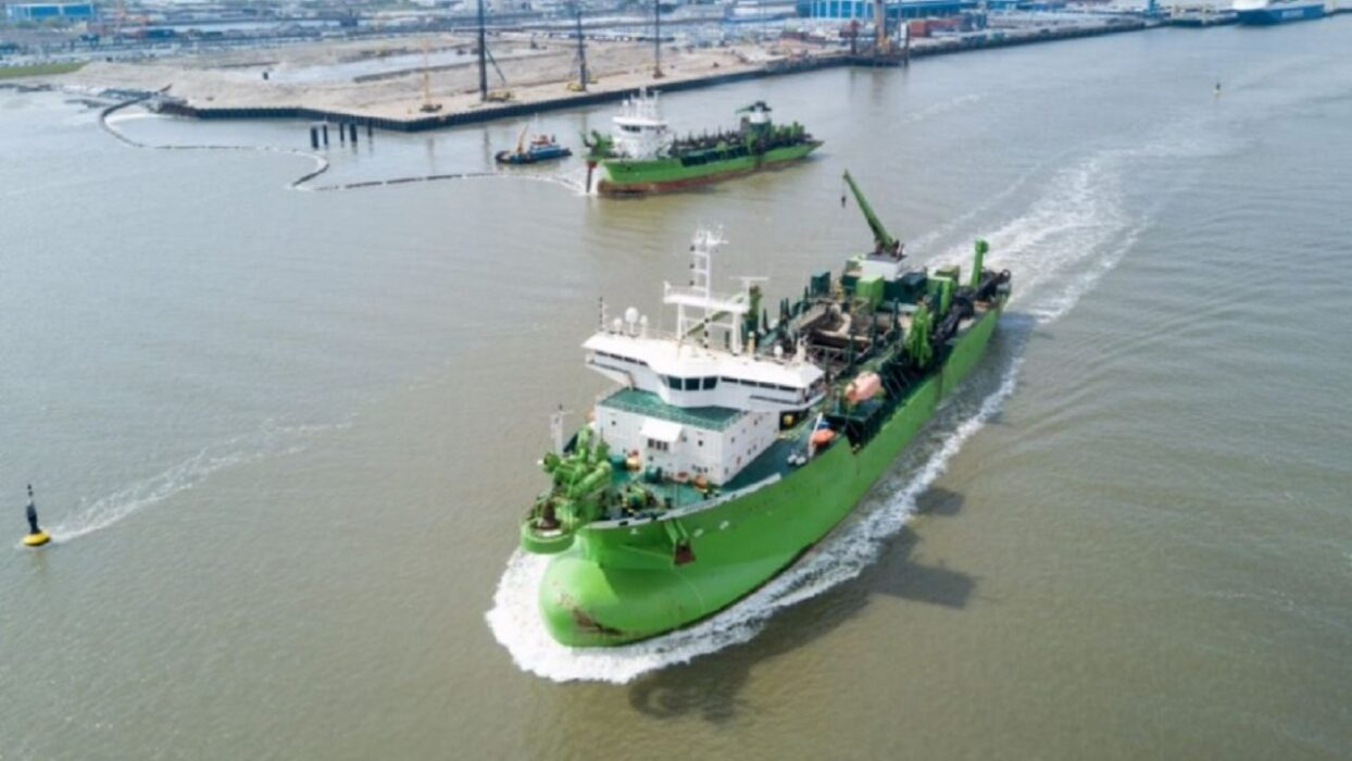 You are currently viewing OFFSHORE FLEET ETO FOR TSHD 250EUR P/D