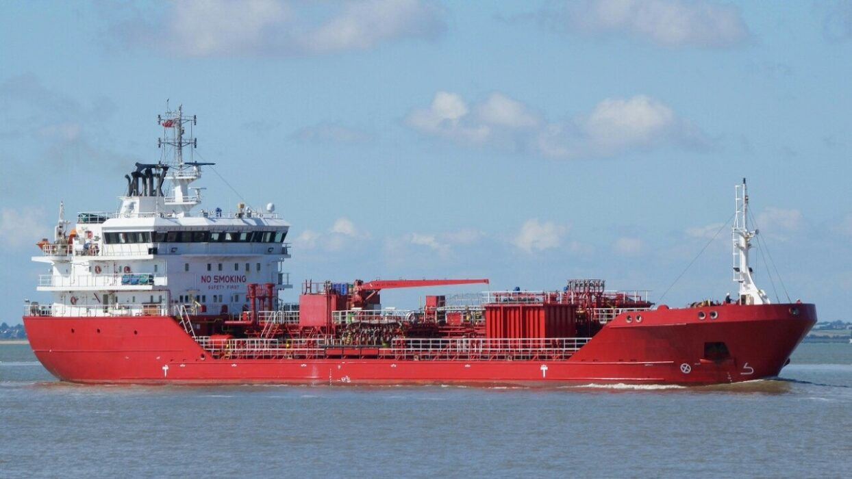 MERCHANT FLEET 2x AB's FOR CHEM.TANKER 2500EUR p/m