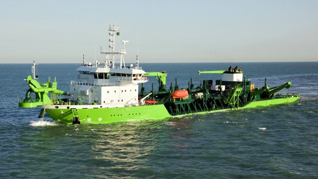 OFFSHORE FLEET CO FOR TSHD 375EUR P/D