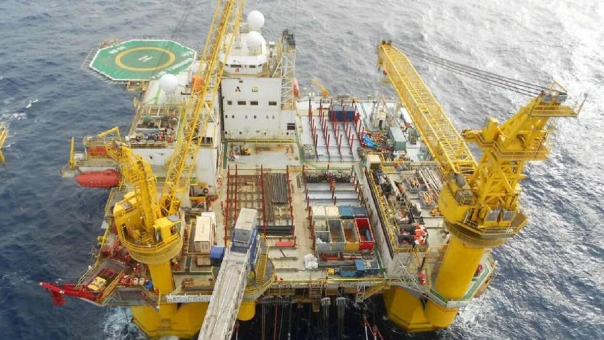 OFFSHORE FLEET BARGE ENGINEER FOR STDR 480EUR P/D