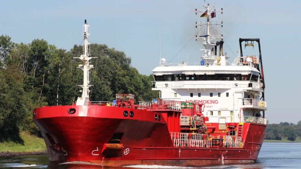 MERCHANT FLEET AB FOR CHEM.TANKER 2500EUR P/M