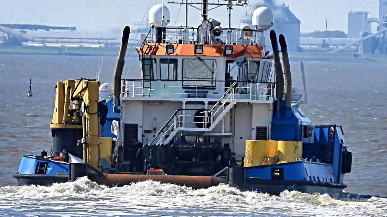 OFFSHORE FLEET AB FOR SHOALBUSTER TUG 150EUR P/D