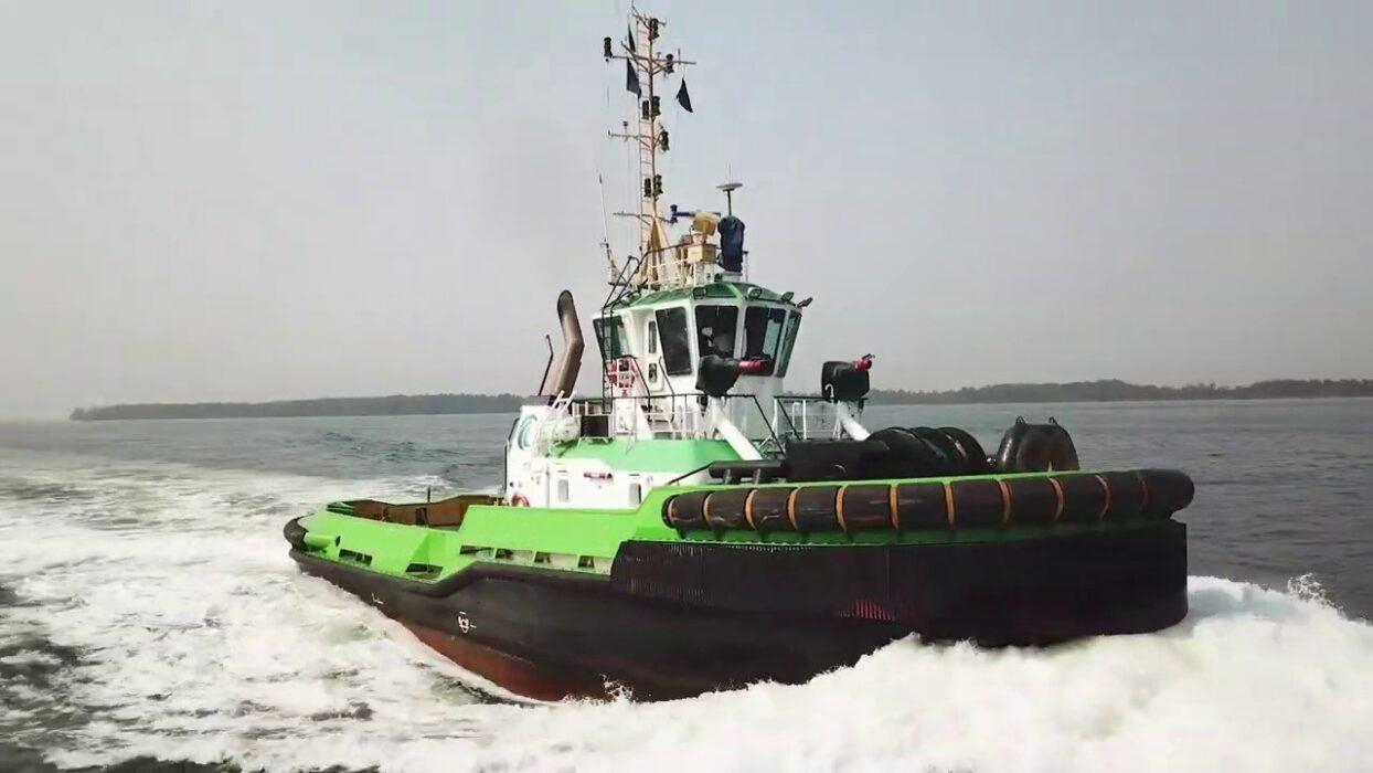 OFFSHORE FLEET MASTER FOR SHOALBUSTER TUG 375EUR P/D