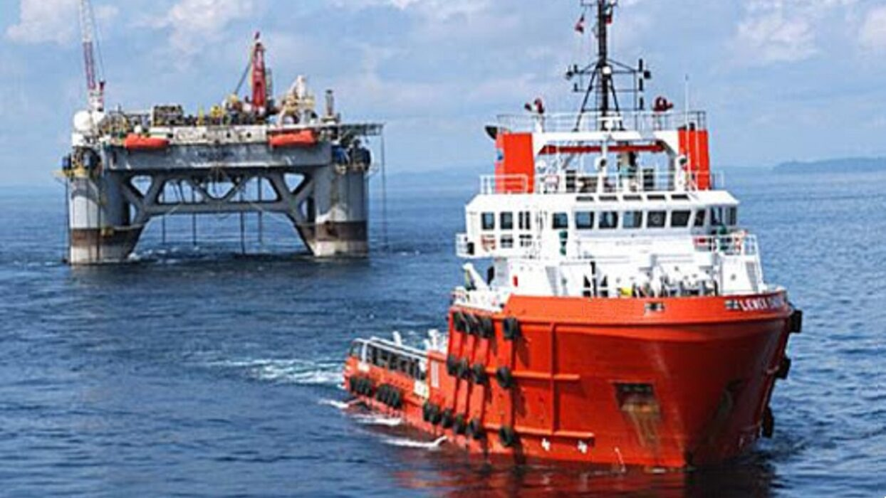 You are currently viewing OFFSHORE FLEET AB FOR AHTS 150EUR P/D
