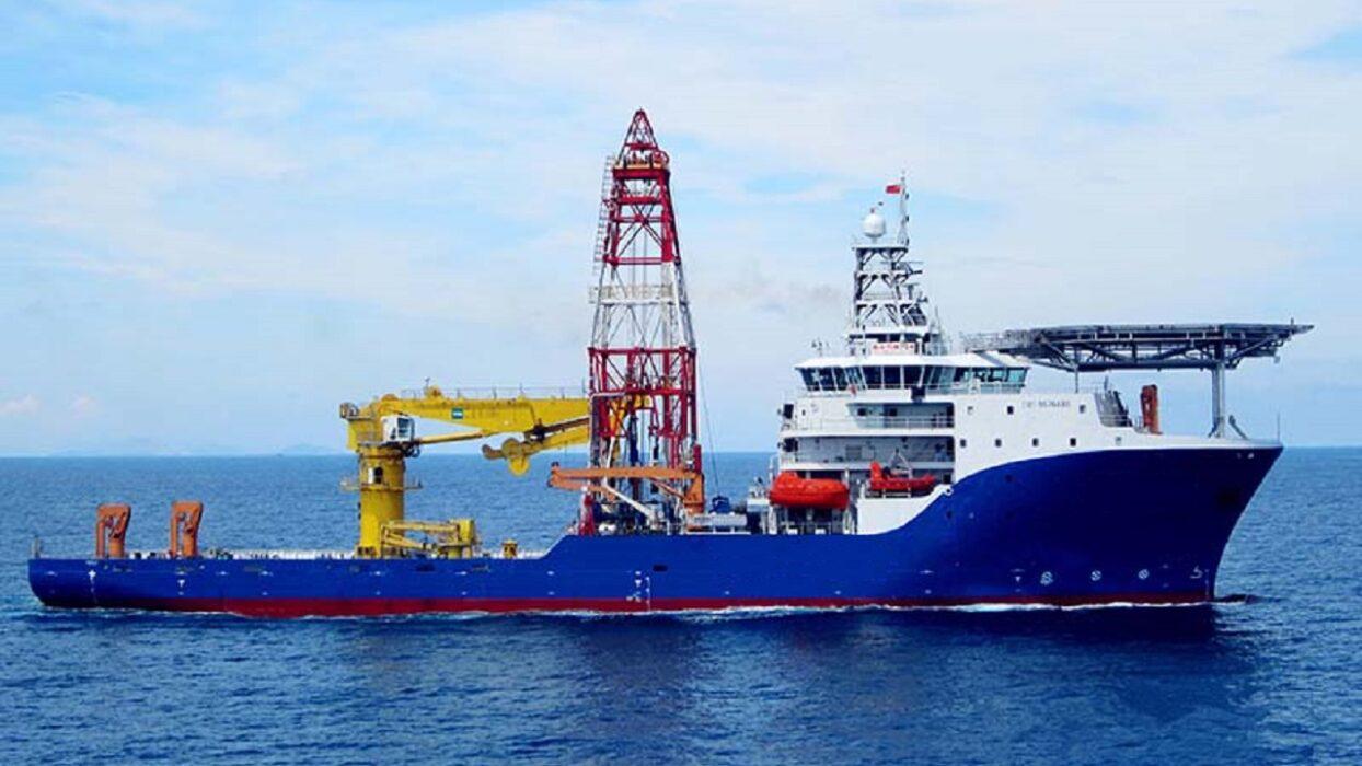OFFSHORE FLEET ETO FOR GEO DRILL SHIP DP2 400€ p/d