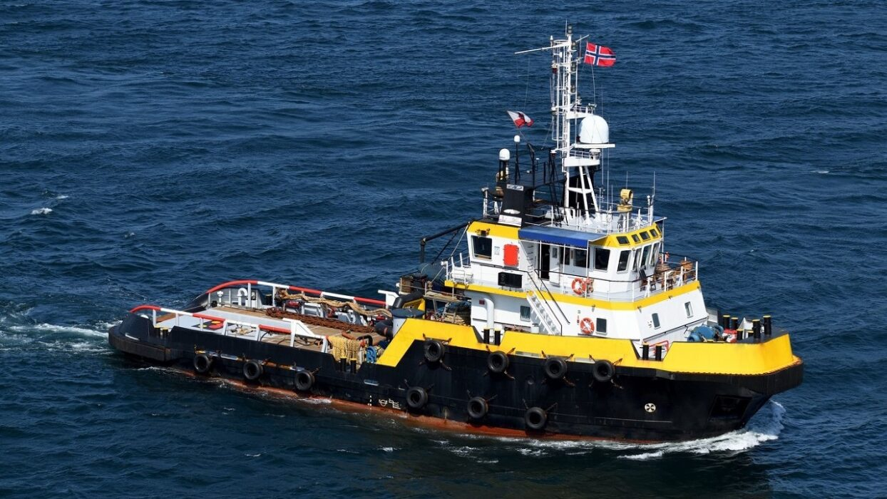 You are currently viewing OFFSHORE FLEET CE FOR AHT 375EUR P/D