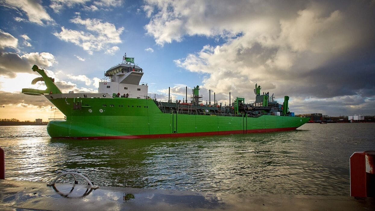 OFFSHORE FLEET CE FOR TSHD 350EUR P/D