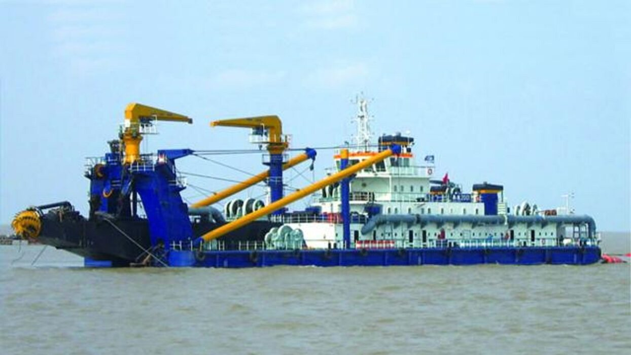 You are currently viewing OFFSHORE FLEET DREDGE OPERATOR FOR CSD 350EUR P/D