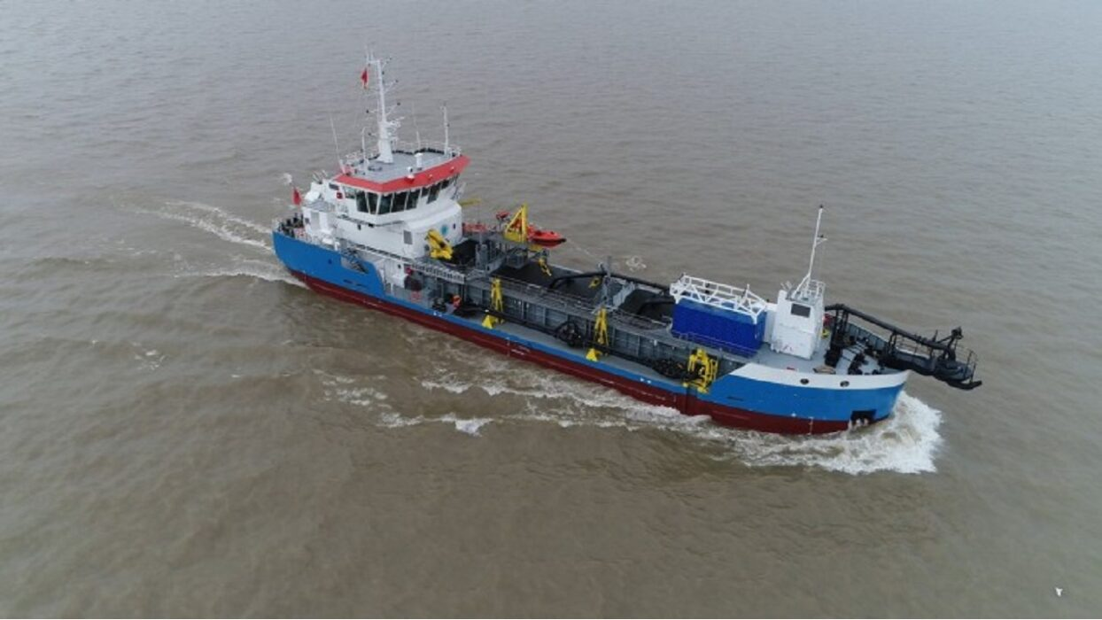 You are currently viewing OFFSHORE FLEET 3 x 2O FOR TSHD 230EUR P/D