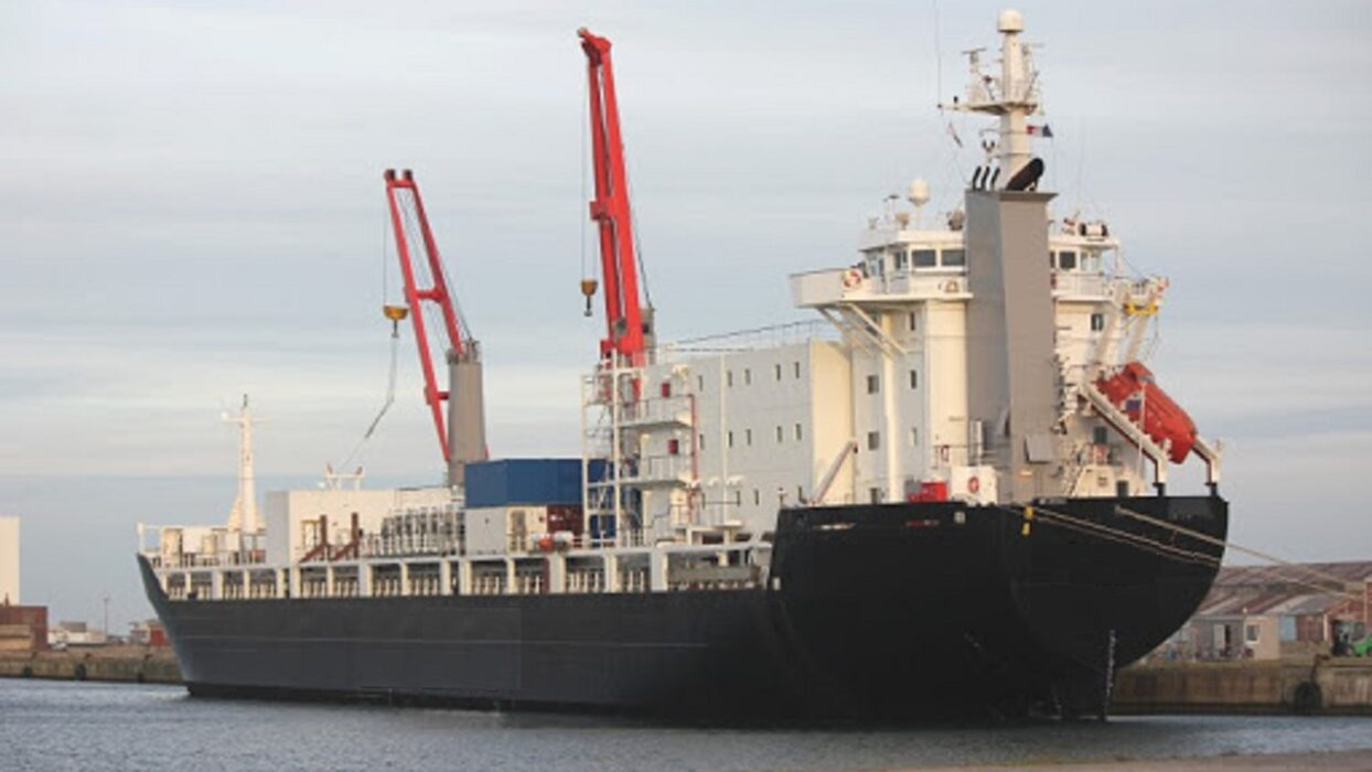 You are currently viewing OFFSHORE FLEET CE FOR PLSV 430EUR P/D