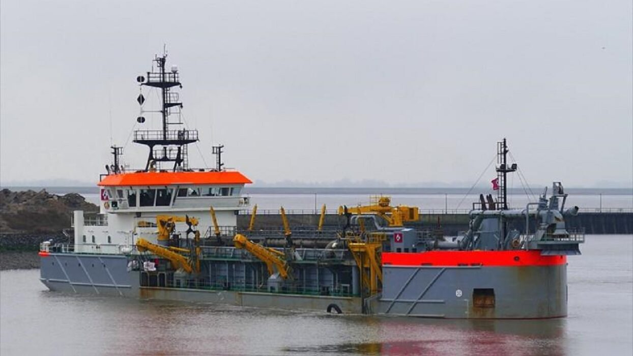 You are currently viewing OFFSHORE FLEET PAINTER FOREMAN FOR TSHD 145EUR P/D